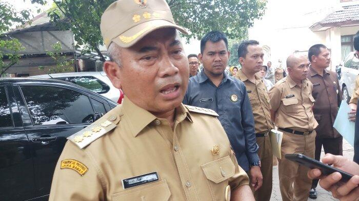 Kata Pepen Hanya Allah yang Bisa Menanggulangi Banjir Kiriman dari Bogor