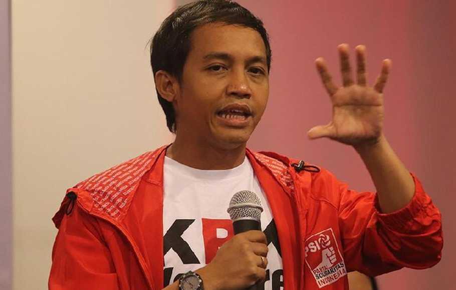 Sebut Prabowo Emosional, Sekjen PSI Dilaporkan ke Bawaslu