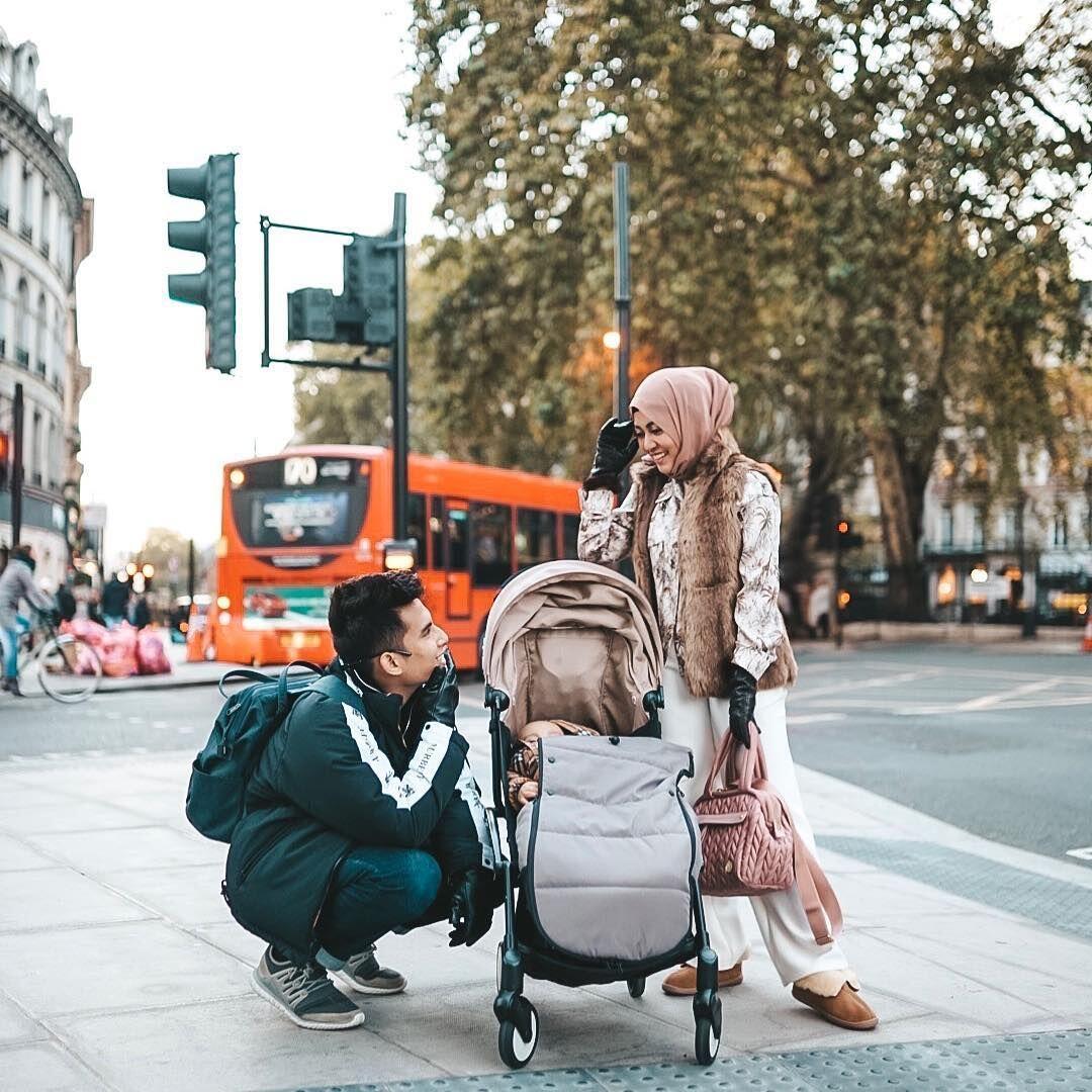 10 Momen Liburan Ala Rachel Vennya di London, Xabiru Gemesin Banget!