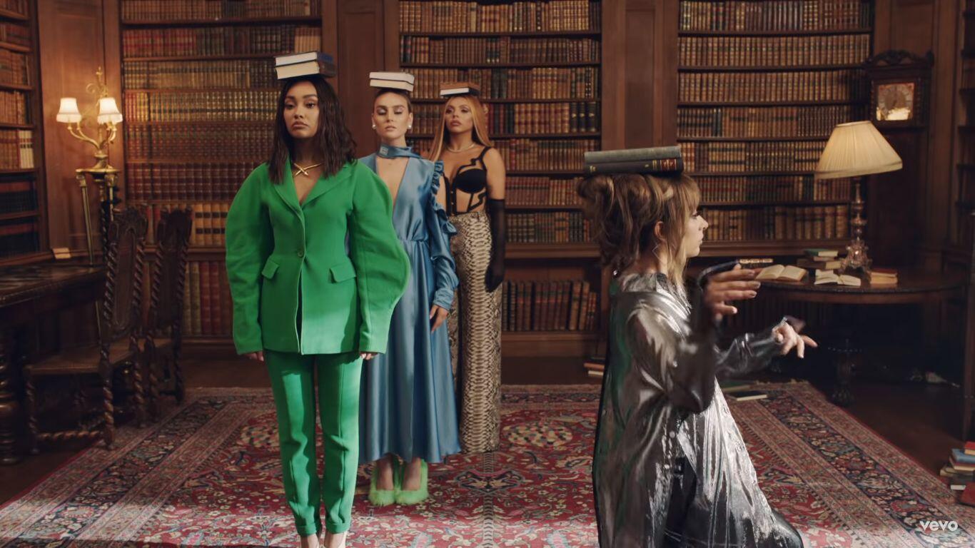 Women Empowerment! Ini 6 Pesan Dibalik MV Little Mix 'Woman Like Me'