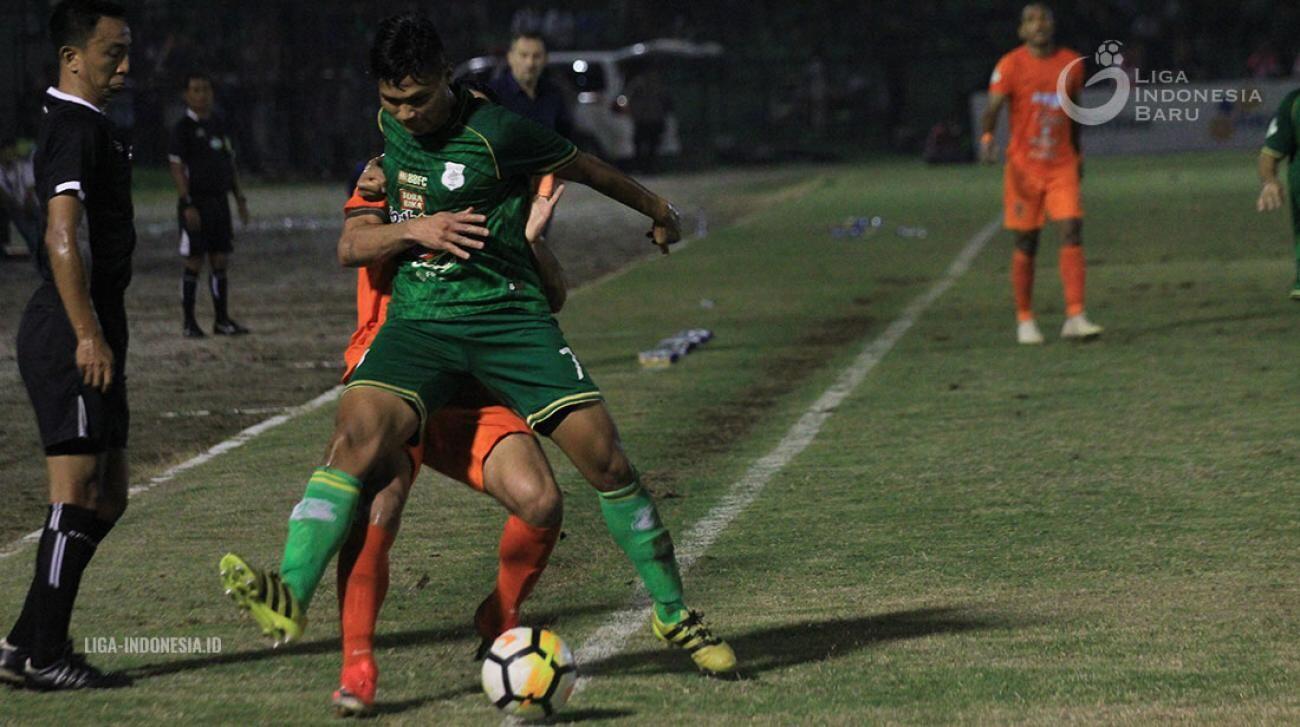 PSMS Mengunci Kemenangan Atas Borneo FC dengan Cara Dramatis