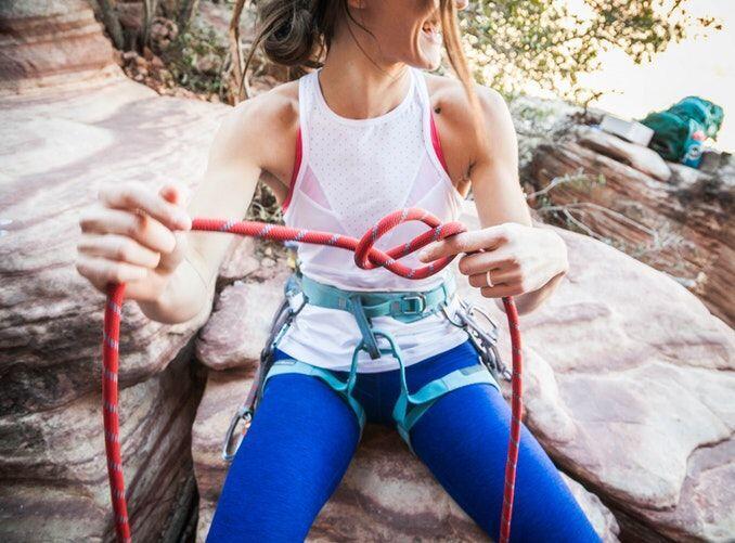 5 Alasan Mengapa Perempuan Juga Boleh Olahraga Panjat Tebing
