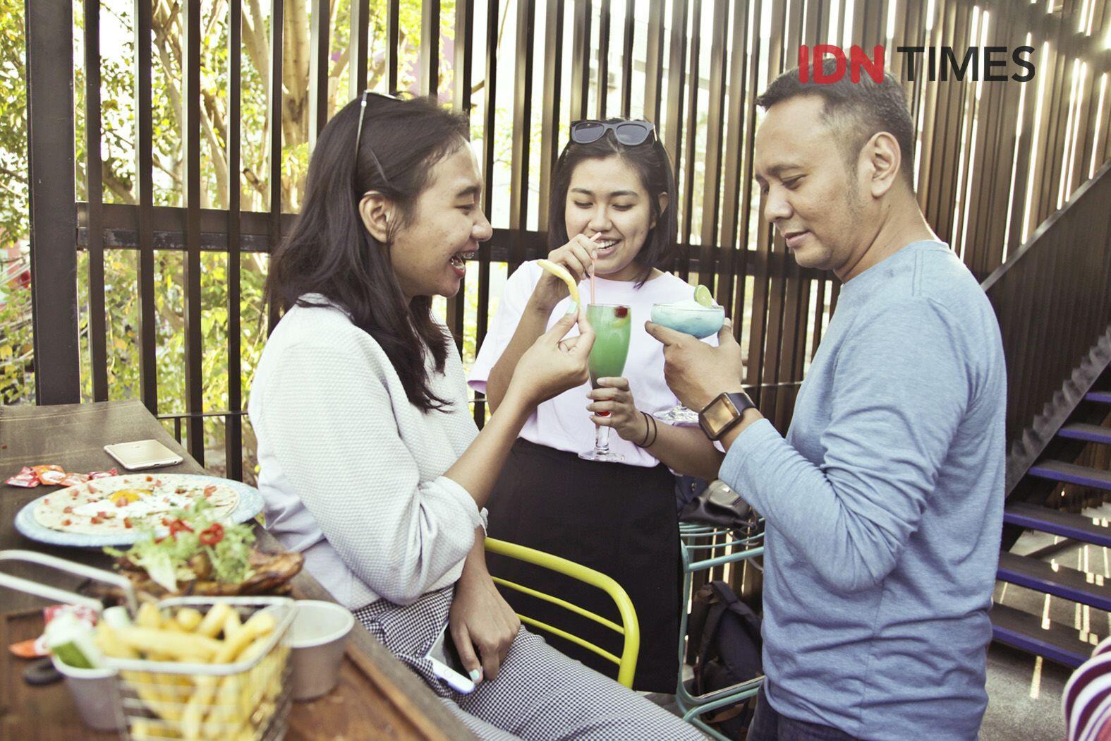 Cara Cara Inn, Hotel Kece di Bali yang Bujetnya Cuma Rp150 Ribuan
