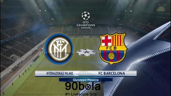 #UEFAChampions: Inter Milan vs Barcelona, ada Fans Barca? #TebakSkor