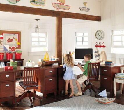 Tips Membuat Rumah Kondusif Untuk Belajar