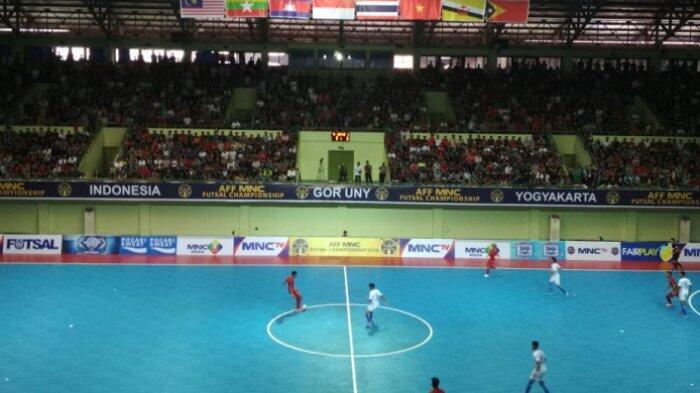 5-7 skor hasil akhir futsal timnas indonesia vs malaysia
