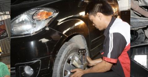 Lowongan Kerja Bagian Personil Salon Mobil Sehat Motor (SM.RAJA)