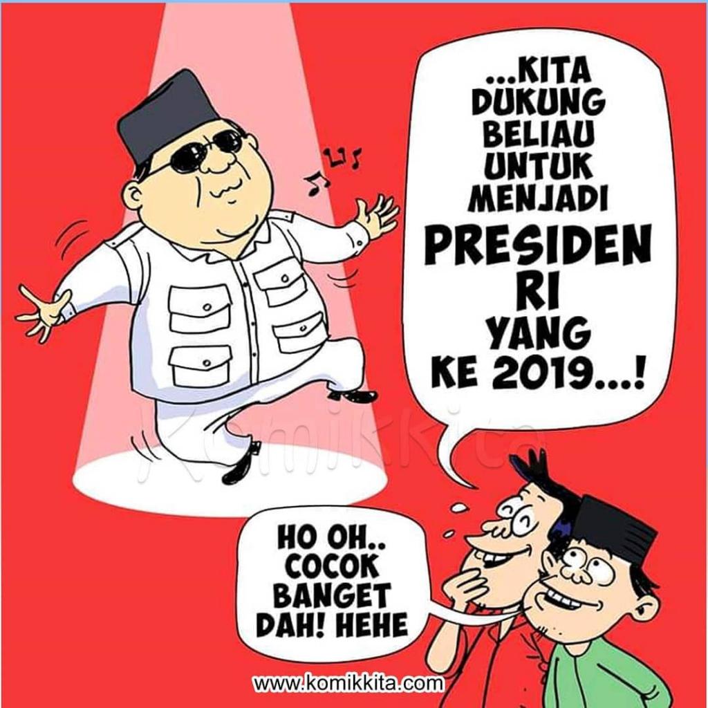 Prabowo-Sandi kalah terus disurvei, Djoko Santoso minta timses kerja dua kali lipat
