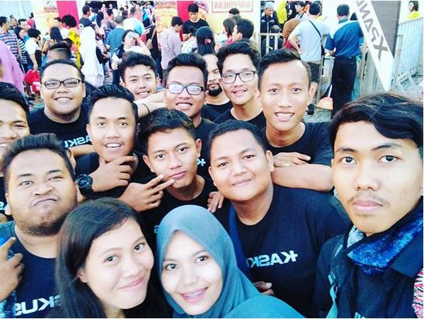 [FR] Hari Yang Menyenangkan Bersama Xpander Tons Of Real Happiness di Medan