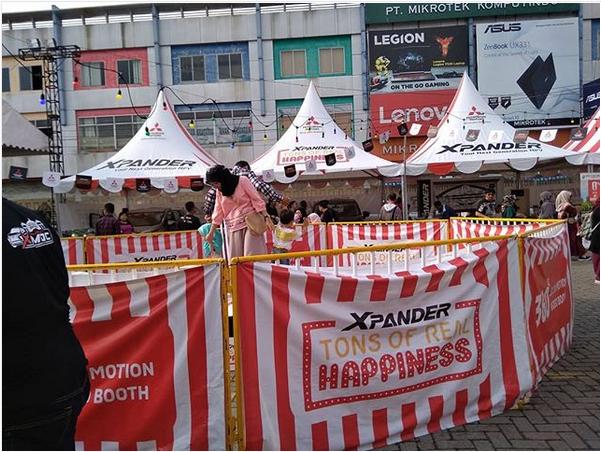 [FR] Keseruan Xpander Torns Of Real Happiness di Medan