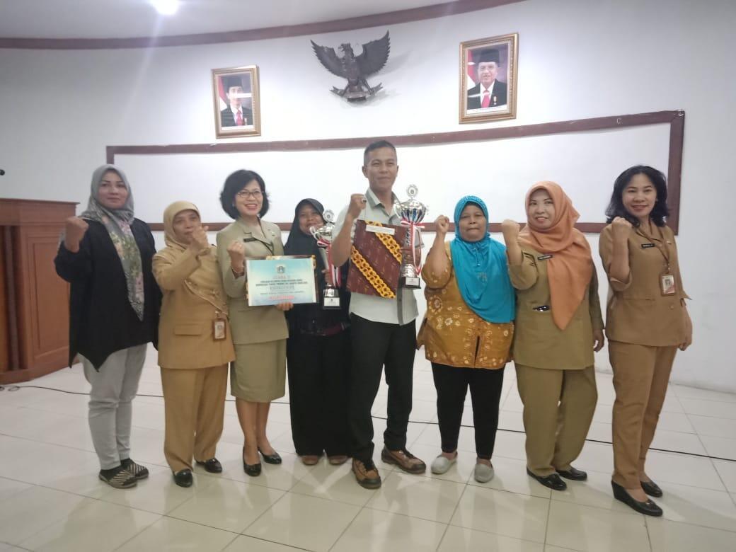 Dinsos DKI Umumkan Pemenang KUBE dan Pendamping KUBE Berprestasi