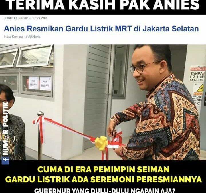 Jokowi Jajal MRT dari Bundaran HI ke Lebak Bulus