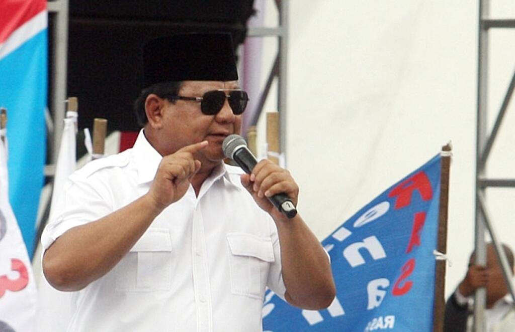 Klarifikasi Prabowo Soal Tampang Boyolali