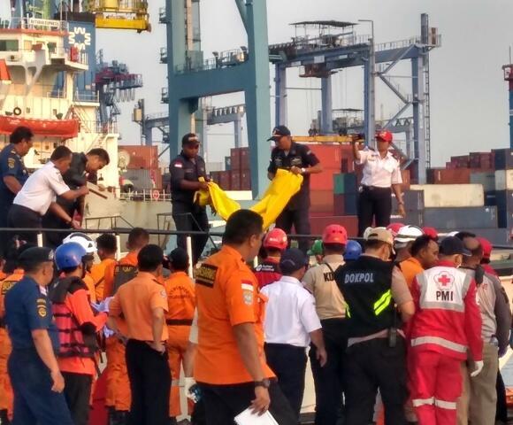 27 Jenazah Korban Lion Air JT 610 Teridentifikasi