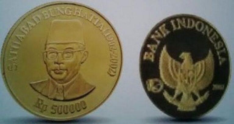 Milih Uang Emas, Atau Setia Dengan Kertas Untuk Alat Pembayaran Di Masa Depan ?