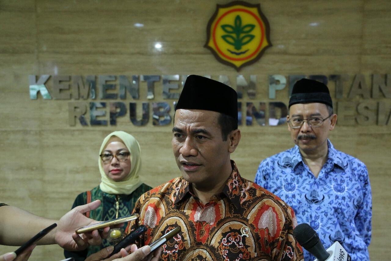 Kementan Padtikan Indonesia Surplus Jagung 330 Ribu Ton dan Stop Impor 3,6 Juta Ton