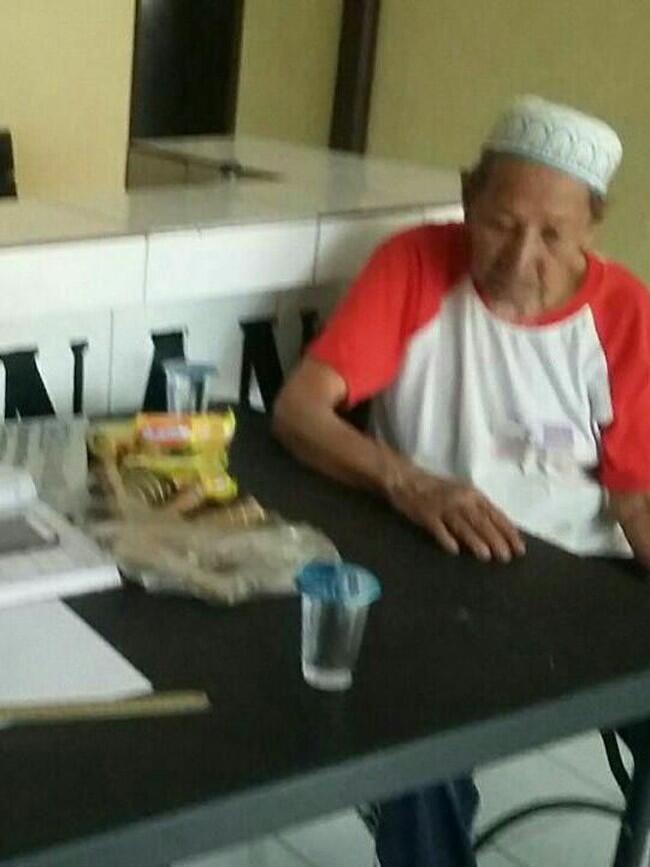 Berahi Maut Kakek Soto