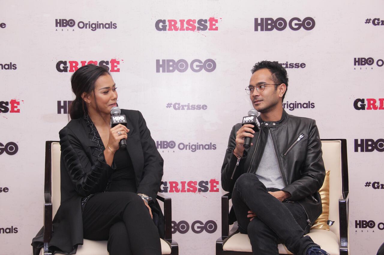 """Bukit Sepekong, Lokasi """"Terparah"""" Selama Proses Syuting Serial HBO Asia 'GRISSE'"""