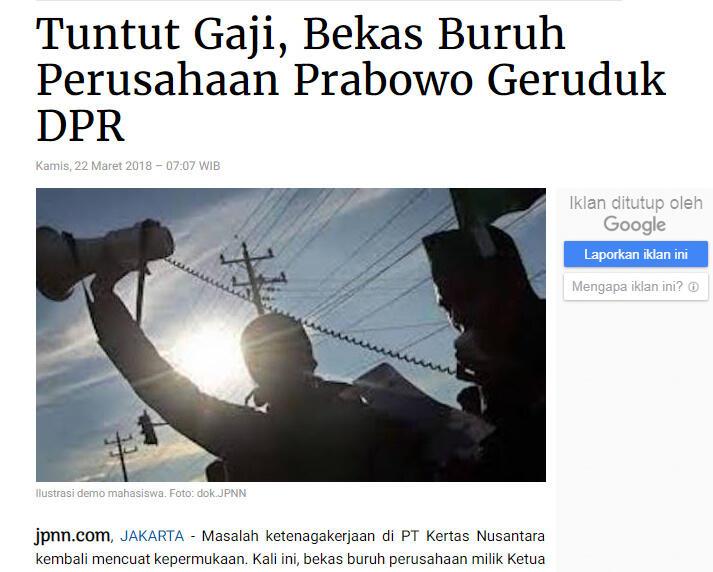 7 Juta Penduduk RI Masih Nganggur, Provinsi Mana Paling Banyak?