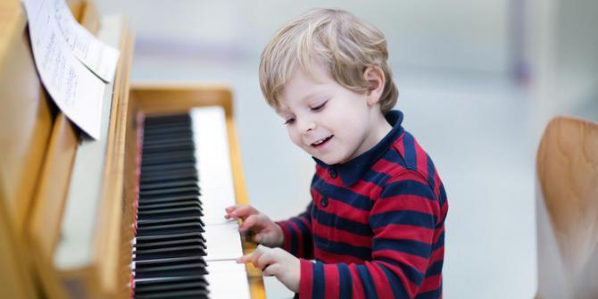Musik dan Kecerdasan Emosi Pada Si Kecil