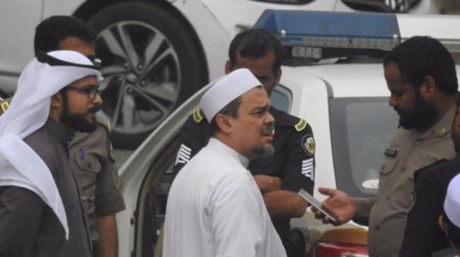 Dubes RI Beberkan Kronologi Penangkapan Rizieq Shihab di Arab Saudi