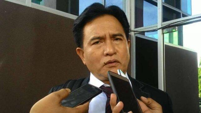 Berpikir Realistis, Wajar Jika Yusril Pilih Jokowi-Ma'ruf