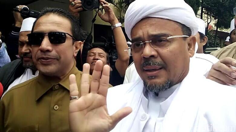 GNPF: masa Saudi yang Melindungi Habib Rizieq !!, Indonesia ke Mana?