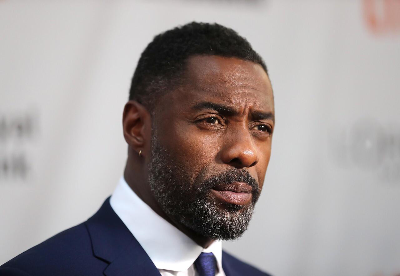 Idris Elba Cowok Terseksi People