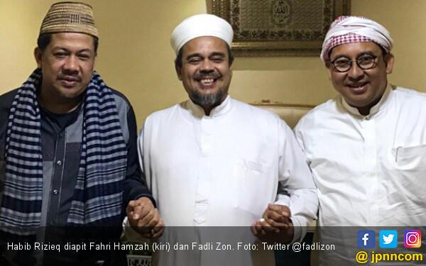 Duta Besar RI: Semoga Habib Rizieq Tak Digarap Lembaga Superbody Arab Saudi
