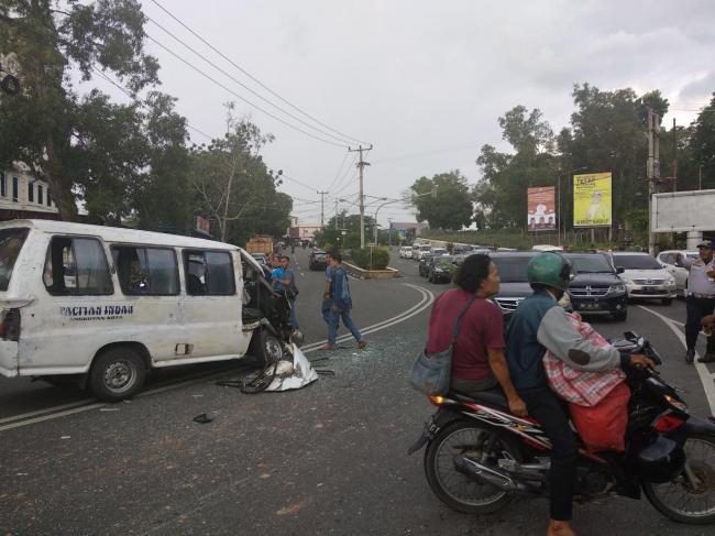 5 Fakta Kecelakaan Maut di Simpang Lembah Purnama Tanjungpinang