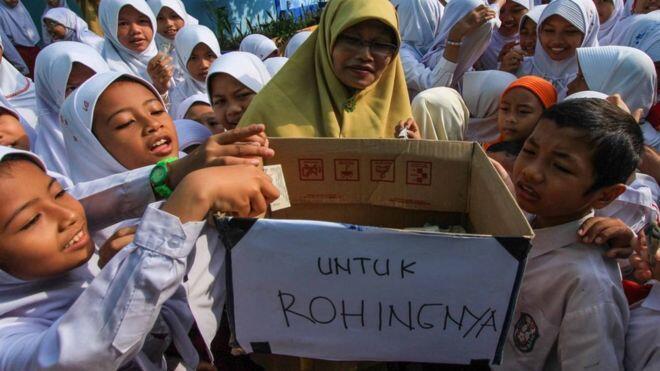 Rajin berdonasi, Indonesia negara 'paling dermawan' sedunia