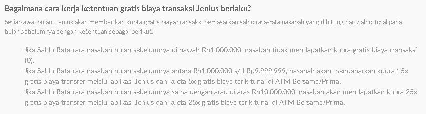 [DISKUSI] Informasi Rekening Bank