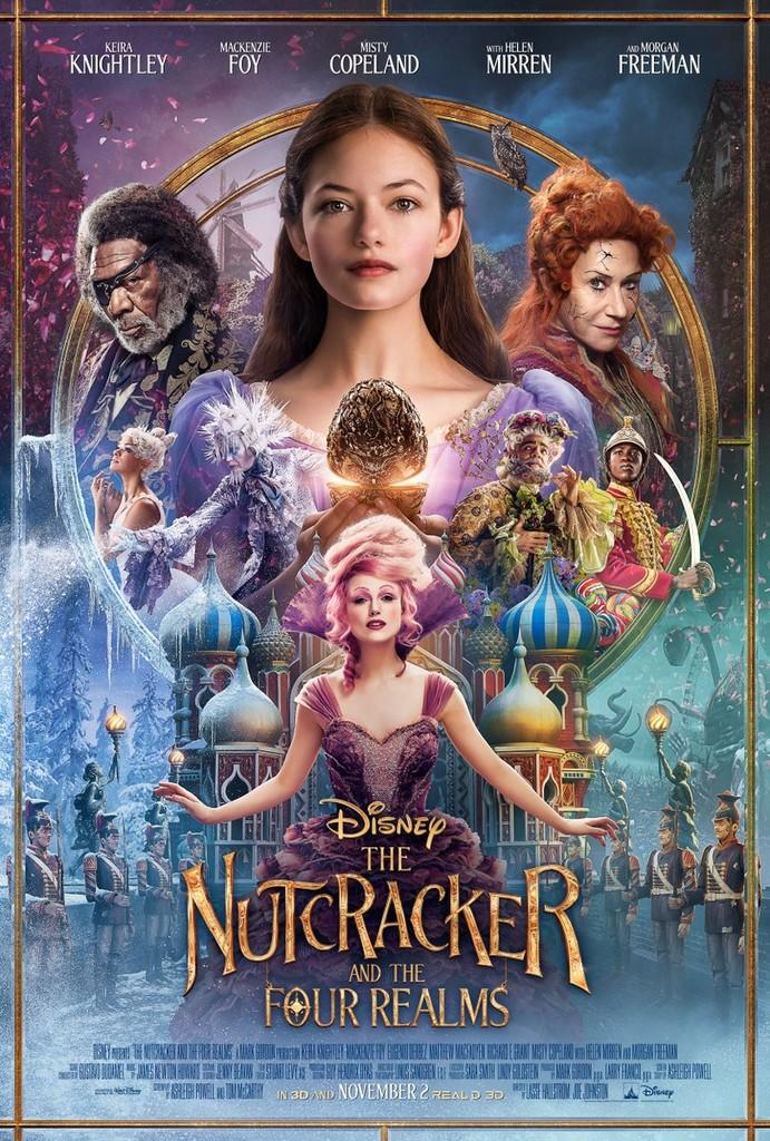 Kopdar + Nonton Disney's The Nutkracker and The Four Realms Di KASKUS Movie Night Out