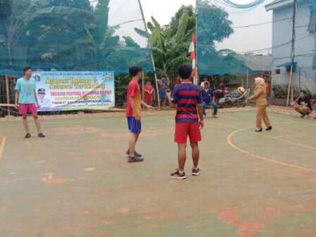 Festival Olahraga Rakyat Sepanjang Tahun Digelar di Pondok Labu