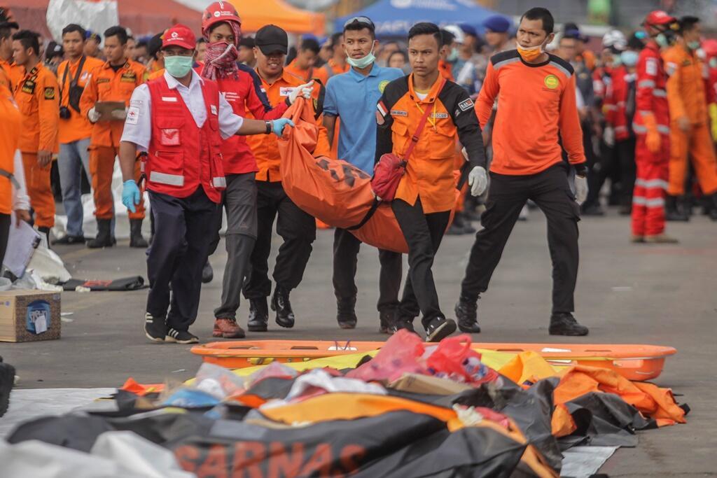 17 Jenazah Korban Lion Air Teridentifikasi