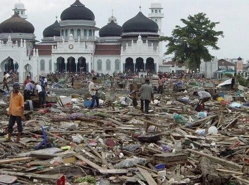 Inilah 5 Negara Yang Jadi Langganan Dilanda Gempa Bumi
