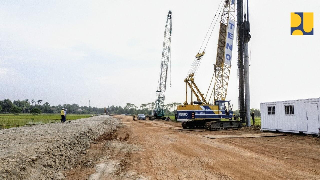 Kementerian PUPR Siapkan 8 Km Jalan Akses Ke Pelabuhan Patimban