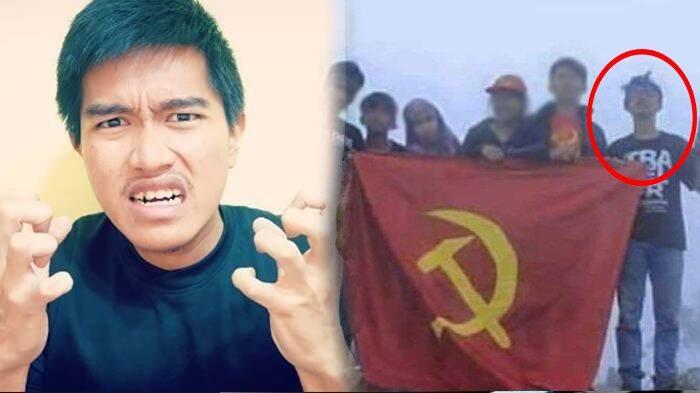 Anak Jokowi Disebut Jadi Sosok Pemuda yang Pegang Bendera PKI