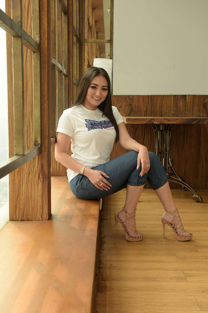 Sassha Carissa Bintangi Web Series Perjaka Tong Tong