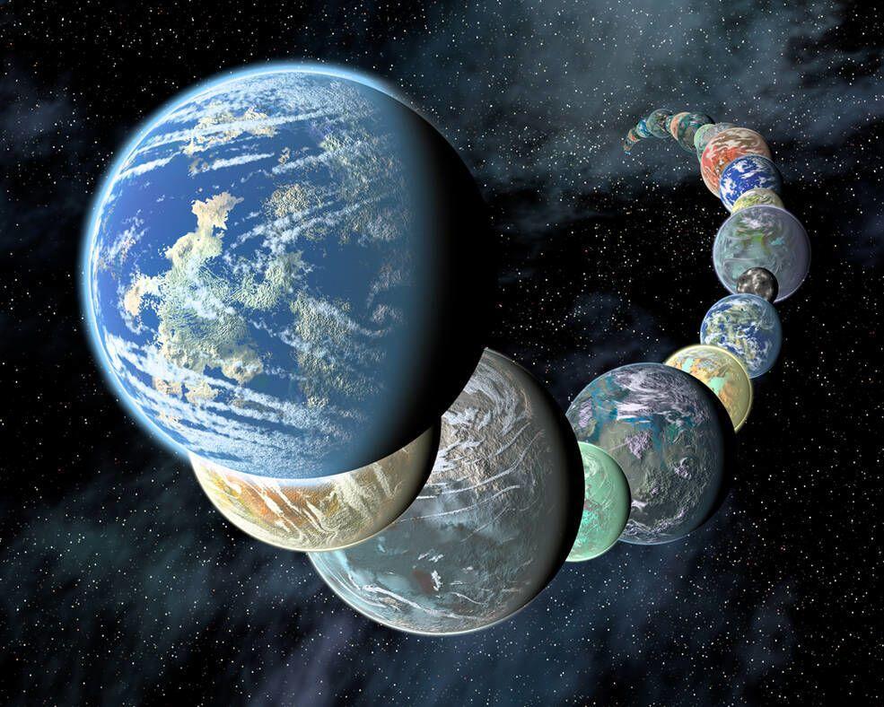 NASA Analisis Ulang Planet Berbatu yang Berpotensi Layak Huni