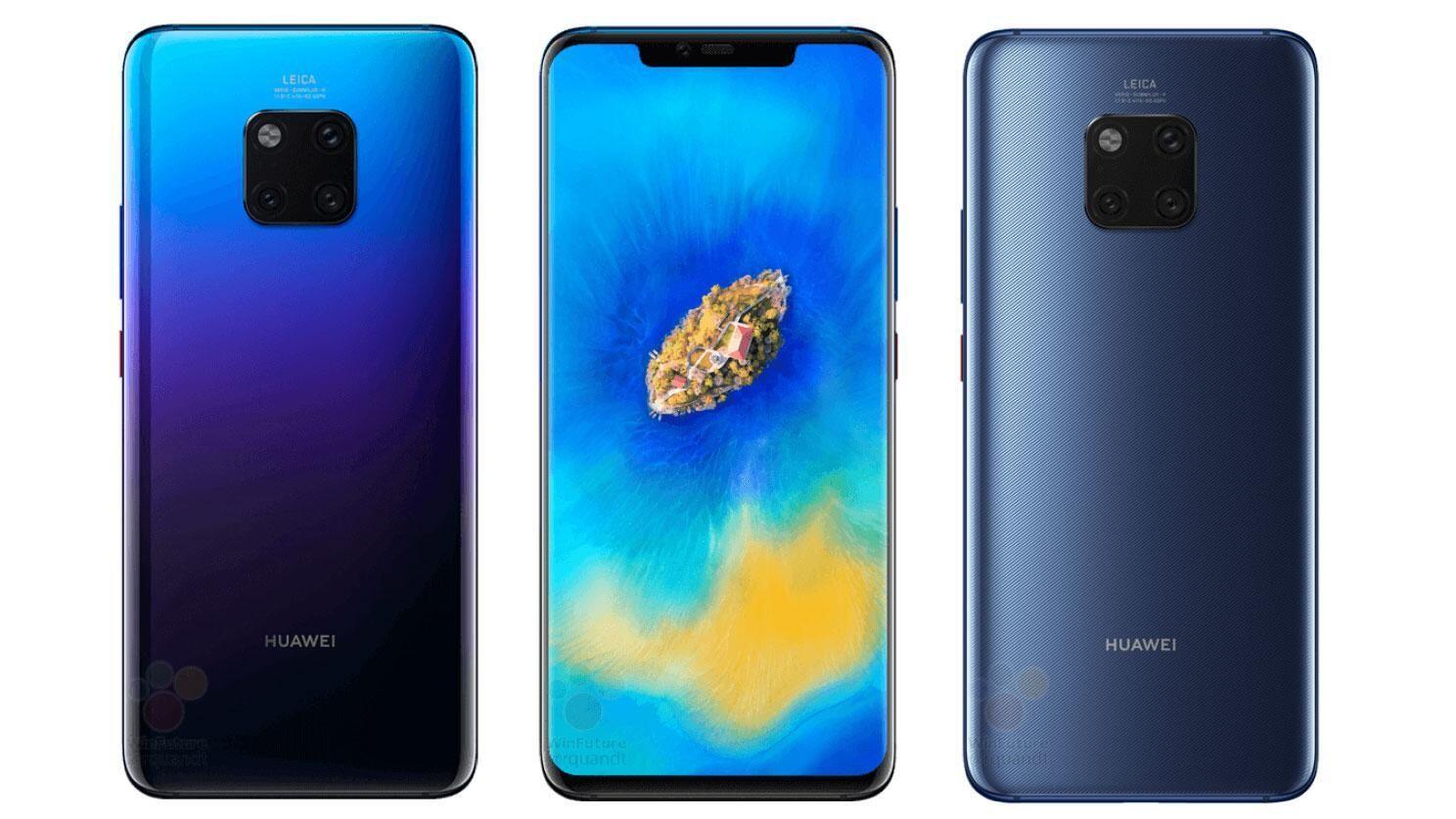 Didominasi Huawei, 10 Smartphone dengan Performa Tercepat Oktober 2018