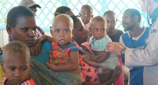 Mensos: Pemberdayaan Kelompok Adat Terpencil di Asmat Masih Rendah