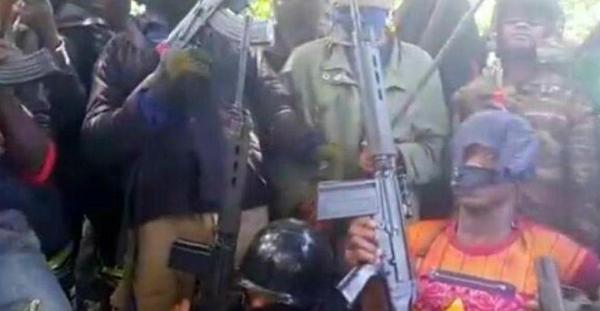 Puluhan Siswa yang Diculik di Laut Kamerun Akhirnya Dibebaskan