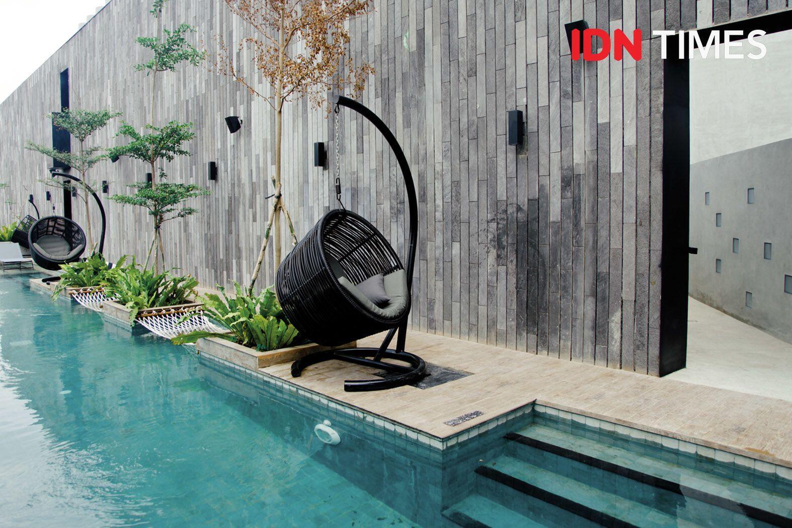 Review Lloyd's Inn Bali, Hotel Butik Asal Singapura yang Nge-hits Abis