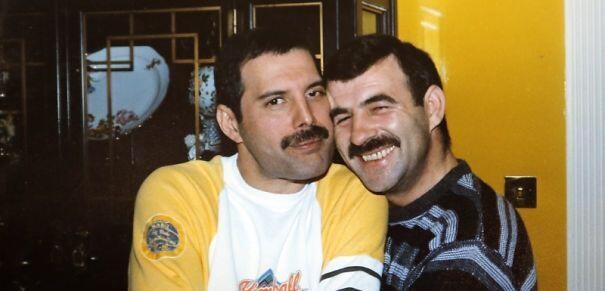 Mengenal Jim Hutton, Kekasih Freddie Mercury di Film Bohemian Rhapsody