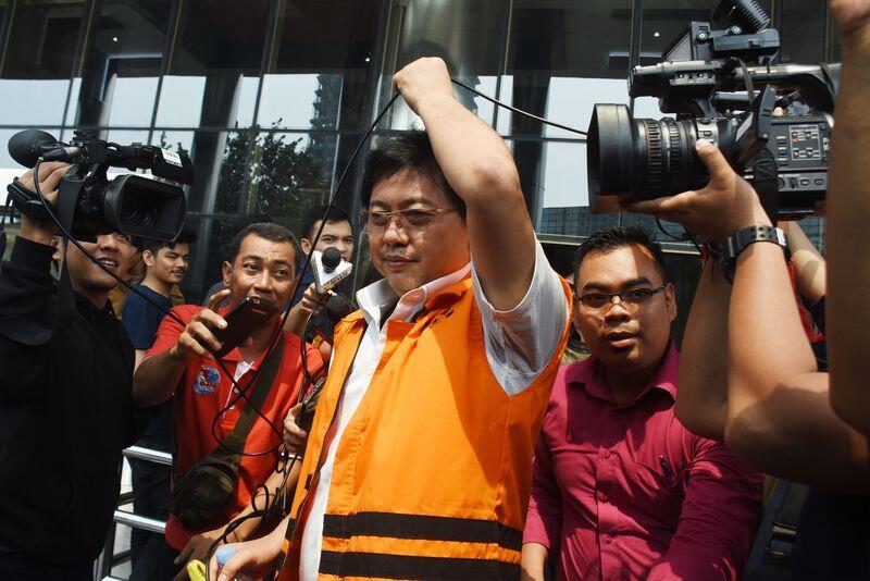 Advokat Lucas Sarankan Eddy Sindoro Tidak Menyerahkan Diri ke KPK