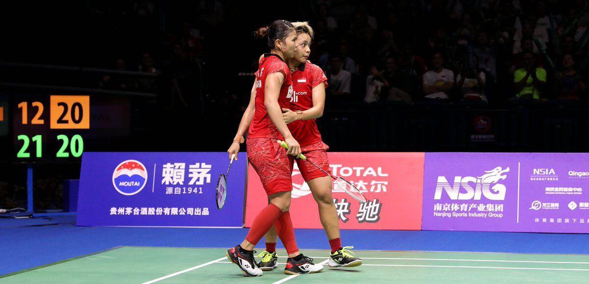 Ini Daftar Unggulan yang Kandas di R1 Fuzhou China Open 2018