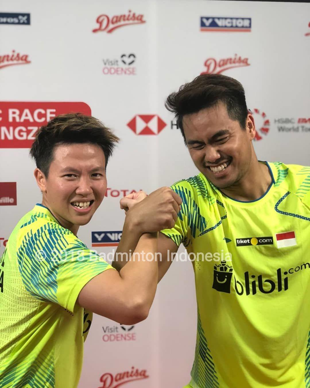 10 Wakil Indonesia ke R2 Fuzhou China Open 2018