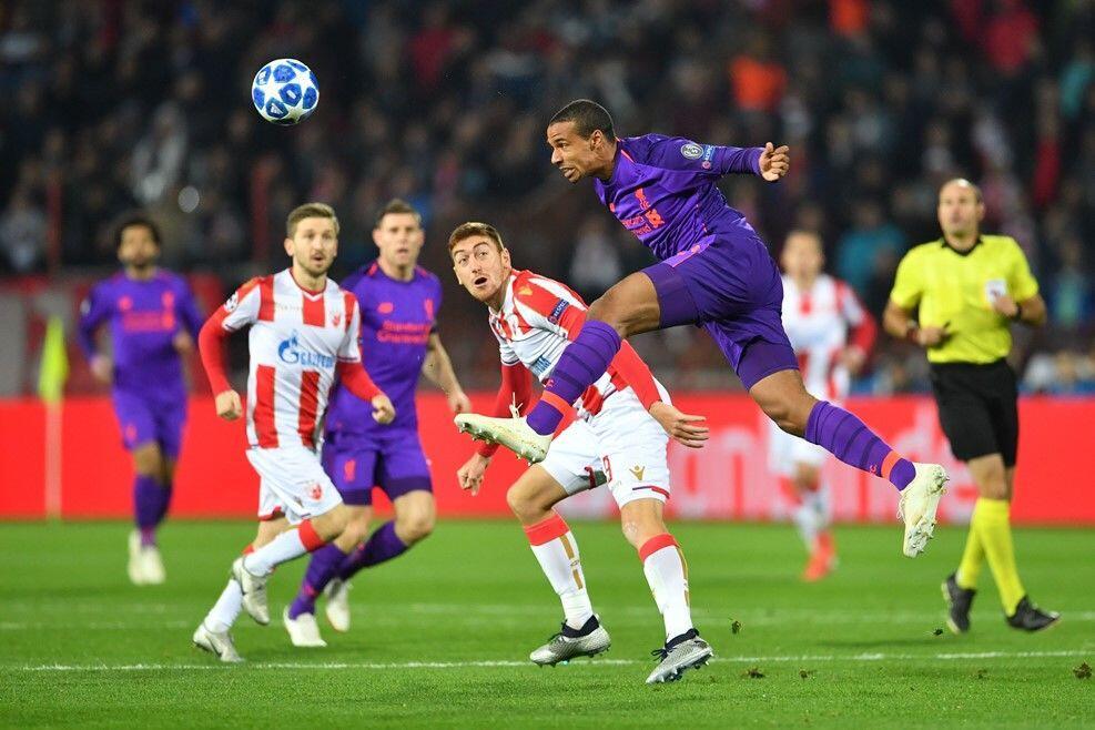 Kalah Dari Red Star Belgrade, Peluang Liverpool di UCL Semakin Tipis