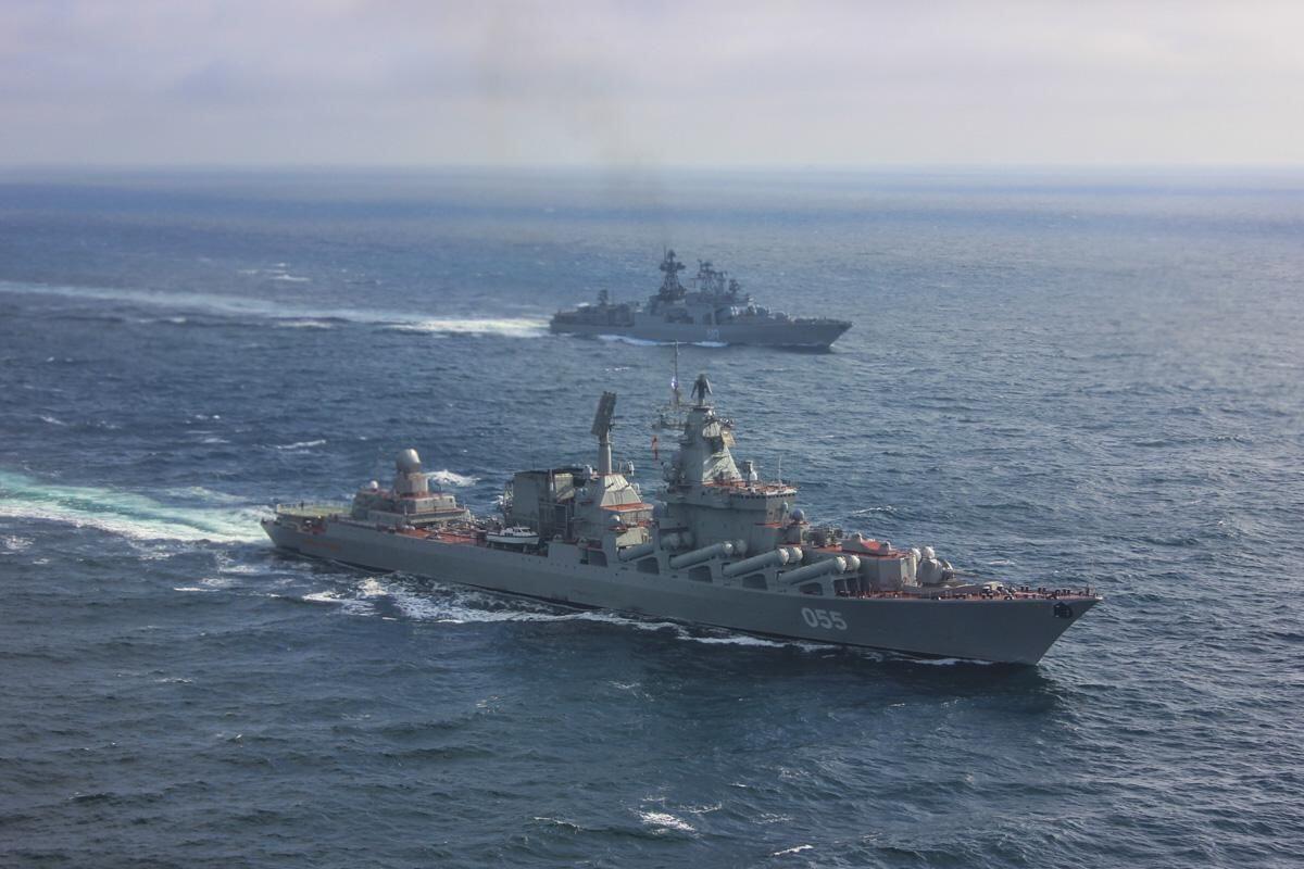 Rusia Kirim Kapal Frigat Terbarunya keMediterania, Ada Apa?